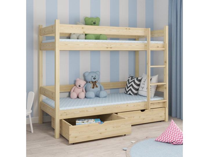 Łóżko piętrowe REJA wiele rozmiarów i kolorów Kolor Szary Kategoria Łóżka dla dzieci