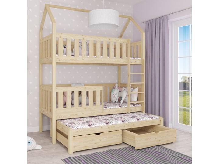 Łóżko piętrowe MIESZKO III wiele rozmiarów i kolorów Kategoria Łóżka dla dzieci