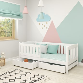 Łóżko pojedyncze KAJA wiele rozmiarów i kolorów