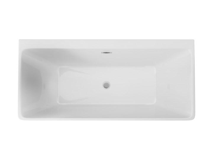 Deante Hiacynt wanna prostokątna 160x75cm KDH 016W Akryl Symetryczne Długość 160 cm Wolnostojące Kategoria Wanny