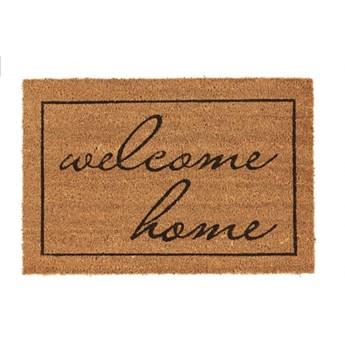 """Wycieraczka kokosowa """"Welcome home"""""""