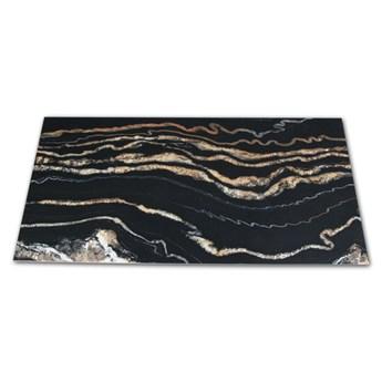 Leeds Negro 60x120 płytki imitujące marmur na wysoki połysk