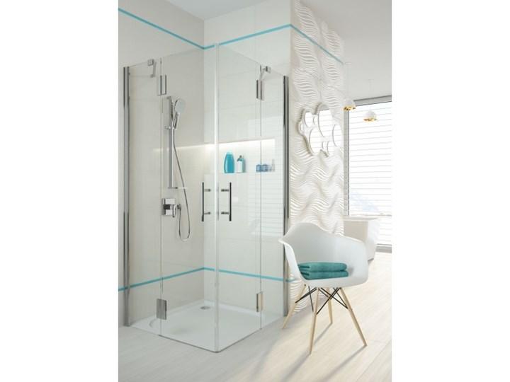 Deante Abelia kabina prysznicowa kwadratowa 80 cm KTA 042P Brodzik Bez brodzika Wysokość 200 cm Rodzaj drzwi Uchylne