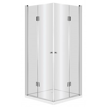 Deante Kerria kabina prysznicowa kwadratowa 100 cm KTK 043P