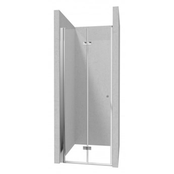 Deante Kerria Plus drzwi prysznicowe składane 100 cm KTSX043P