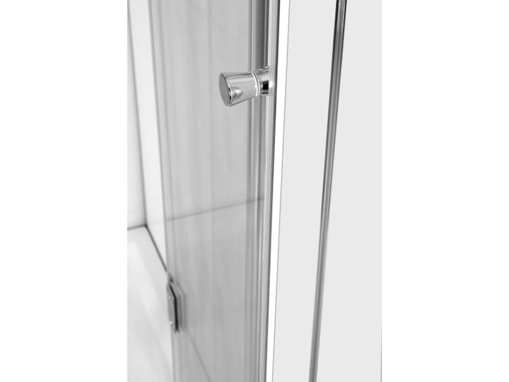 Deante Kerria kabina prysznicowa kwadratowa 90 cm KTK 041P Wysokość 200 cm Brodzik Bez brodzika