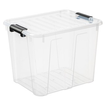 Pojemniki Home Box 40L Plast Team