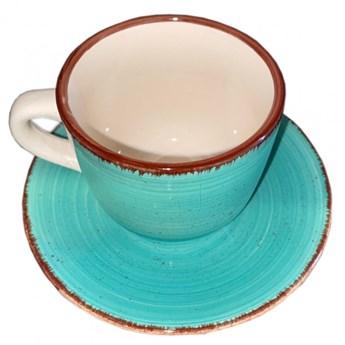 Filiżanka do herbaty Art & Pepper 250 ml, turkusowa