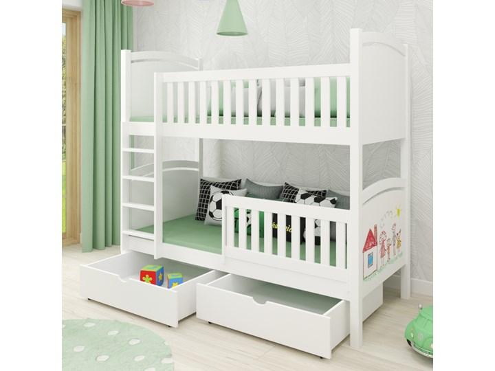 Łóżko piętrowe CZAREK wiele rozmiarów i kolorów Kategoria Łóżka dla dzieci