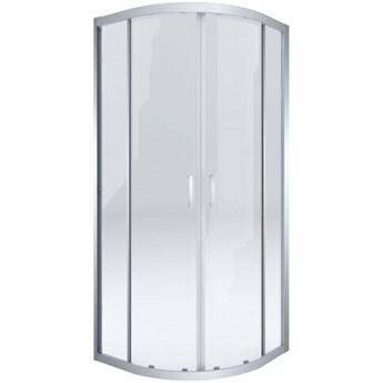 Deante Cito kabina prysznicowa półokrągła 90 cm KQC 051P