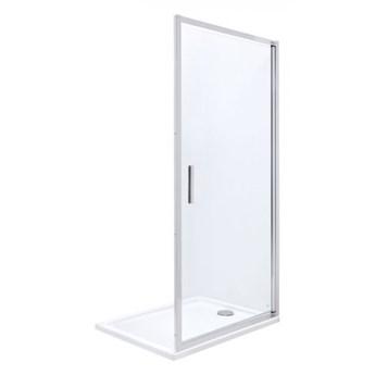 Roca Town drzwi prysznicowe 90 cm AMP2709012M