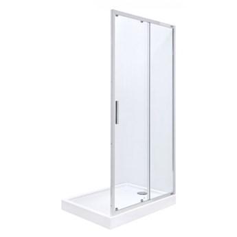 Roca Town drzwi prysznicowe 110 cm AMP2811012M