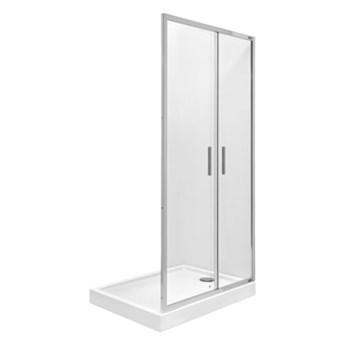 Roca Town drzwi prysznicowe 90 cm AMP2409012M