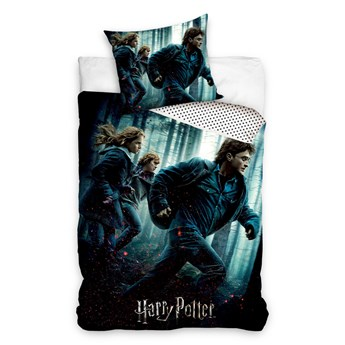 Pościel bawełniana 160x200 Harry Potter Film, Carbotex