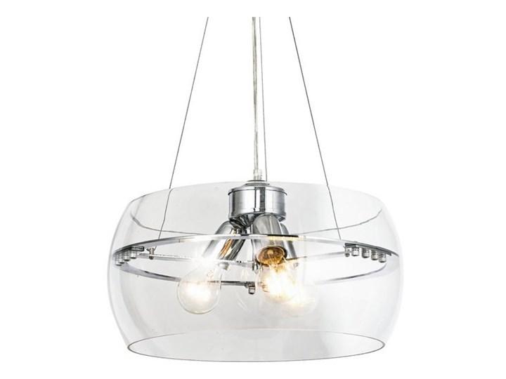 Lampa wisząca MERANO RLD931031-3 Zuma Line RLD931031-3 | SPRAWDŹ RABAT W KOSZYKU ! Metal Szkło Lampa z kloszem Styl Nowoczesny