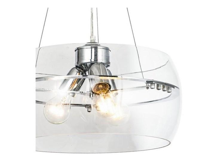Lampa wisząca MERANO RLD931031-3 Zuma Line RLD931031-3 | SPRAWDŹ RABAT W KOSZYKU ! Lampa z kloszem Funkcje Brak dodatkowych funkcji Metal Szkło Ilość źródeł światła 3 źródła