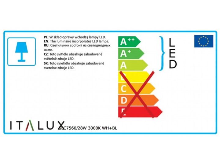 Oprawa natynkowa Sevilla Round Ceiling 3000K SLC7560/28W 3000K WH+BL ITALUX SLC7560/28W 3000K WH+BL   SPRAWDŹ RABAT W KOSZYKU ! Oprawa led Oprawa stropowa Kategoria Oprawy oświetleniowe