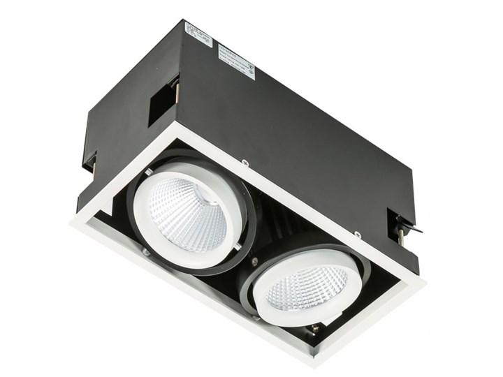 Oprawa wpuszczana Vertico Double 4000K GL7108-2/2X18W 4000K WH+BL ITALUX GL7108-2/2X18W 4000K WH+BL   SPRAWDŹ RABAT W KOSZYKU ! Oprawa led Oprawa stropowa Kategoria Oprawy oświetleniowe