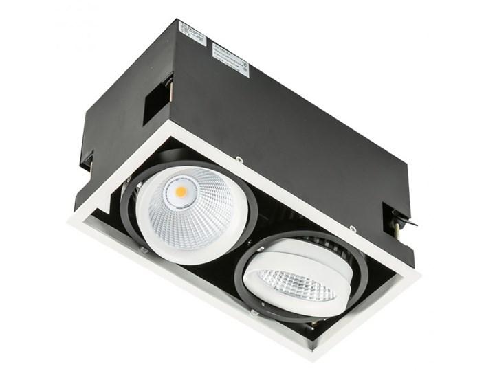 Oprawa wpuszczana Vertico Double 4000K GL7108-2/2X18W 4000K WH+BL ITALUX GL7108-2/2X18W 4000K WH+BL   SPRAWDŹ RABAT W KOSZYKU ! Oprawa stropowa Oprawa led Kategoria Oprawy oświetleniowe