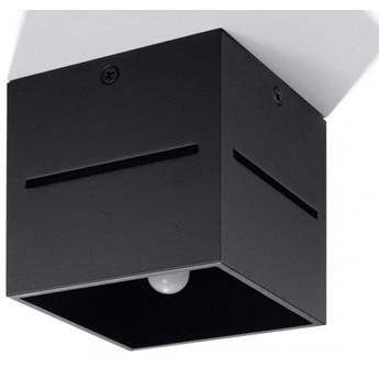 Oprawa natynkowa LORETO czarna SL.0207 SOLLUX SL.0207