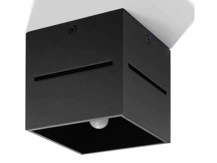 Oprawa natynkowa LORETO czarna SL.0207 SOLLUX SL.0207   SPRAWDŹ RABAT W KOSZYKU ! Kolor Czarny Oprawa stropowa Kategoria Oprawy oświetleniowe