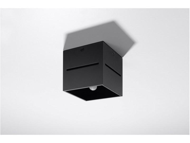 Oprawa natynkowa LORETO czarna SL.0207 SOLLUX SL.0207   SPRAWDŹ RABAT W KOSZYKU ! Oprawa stropowa Kolor Czarny