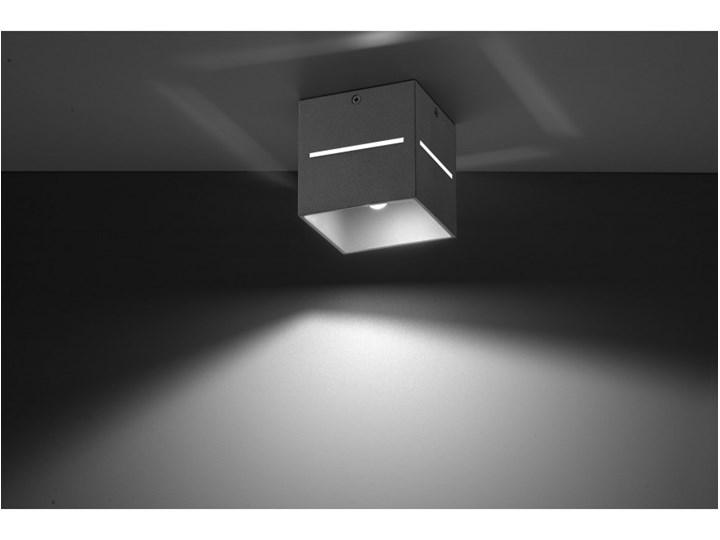 Oprawa natynkowa LORETO szara SL.0208 SOLLUX SL.0208   SPRAWDŹ RABAT W KOSZYKU ! Oprawa stropowa Kategoria Oprawy oświetleniowe