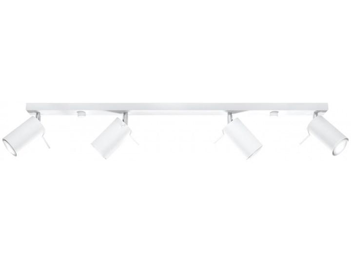 Oprawa natynkowa RING 4L biała SL.0331 SOLLUX SL.0331 | SPRAWDŹ RABAT W KOSZYKU ! Oprawa led Oprawa stropowa Kolor Biały