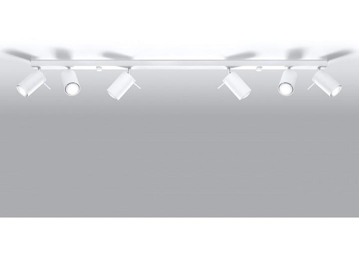 Oprawa natynkowa RING 6L biała SL.0333 SOLLUX SL.0333 | SPRAWDŹ RABAT W KOSZYKU ! Oprawa led Oprawa stropowa Kolor Biały
