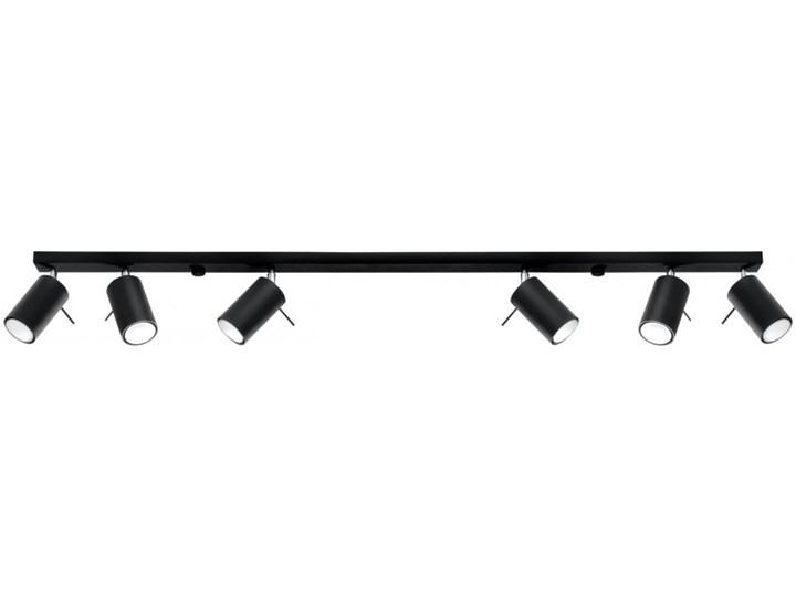 Oprawa natynkowa RING 6L czarna SL.0334 SOLLUX SL.0334   SPRAWDŹ RABAT W KOSZYKU ! Oprawa stropowa Kolor Czarny Oprawa led Kategoria Oprawy oświetleniowe