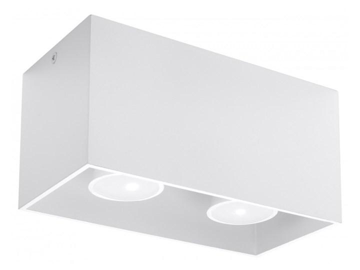 Oprawa natynkowa QUAD MAXI biała SL.0380 SOLLUX SL.0380