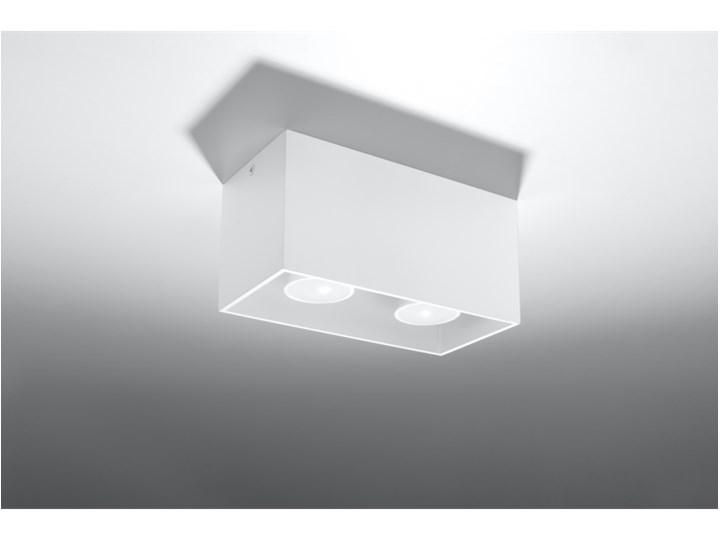 Oprawa natynkowa QUAD MAXI biała SL.0380 SOLLUX SL.0380 | SPRAWDŹ RABAT W KOSZYKU ! Oprawa stropowa Oprawa led Kolor Biały
