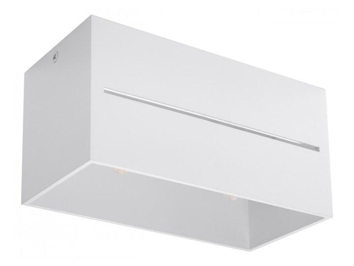 Oprawa natynkowa LOBO MAXI biała SL.0383 SOLLUX SL.0383