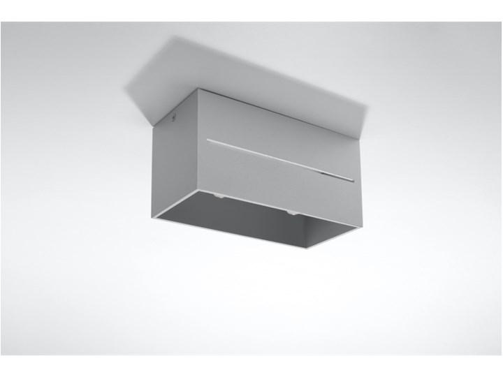 Oprawa natynkowa LOBO MAXI szara SL.0385 SOLLUX SL.0385   SPRAWDŹ RABAT W KOSZYKU ! Oprawa stropowa Oprawa led Kategoria Oprawy oświetleniowe