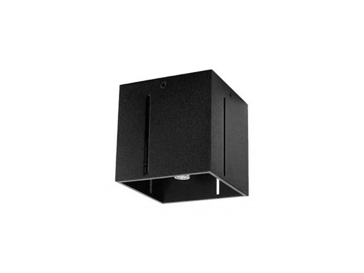 Oprawa natynkowa PIXAR czarna SL.0400 SOLLUX SL.0400 | SPRAWDŹ RABAT W KOSZYKU ! Oprawa stropowa Kolor Czarny