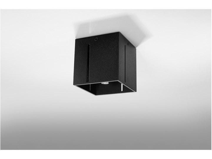 Oprawa natynkowa PIXAR czarna SL.0400 SOLLUX SL.0400 | SPRAWDŹ RABAT W KOSZYKU ! Oprawa stropowa Kolor Czarny Kategoria Oprawy oświetleniowe