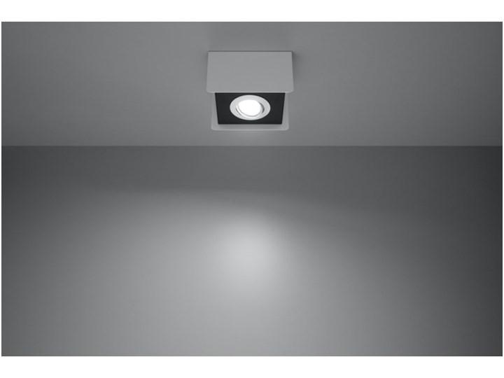 Oprawa natynkowa STEREO 1 biała/czarna SL.0405 SOLLUX SL.0405   SPRAWDŹ RABAT W KOSZYKU ! Oprawa led Oprawa stropowa Kolor Czarny