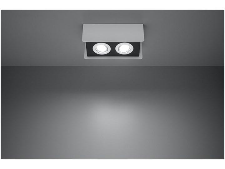 Oprawa natynkowa STEREO 2 biała/czarna SL.0406 SOLLUX SL.0406 | SPRAWDŹ RABAT W KOSZYKU ! Oprawa stropowa Kolor Czarny Oprawa led Kolor Biały
