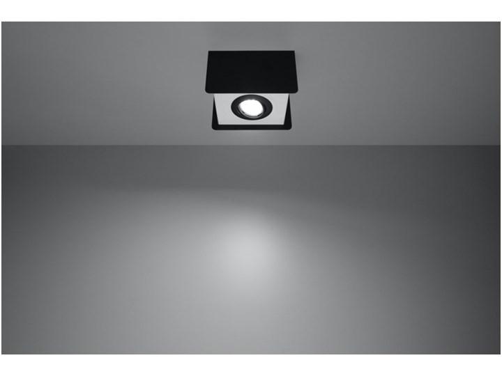 Oprawa natynkowa STEREO 1 czarna/biała SL.0409 SOLLUX SL.0409 | SPRAWDŹ RABAT W KOSZYKU ! Oprawa stropowa Oprawa led Kolor Czarny