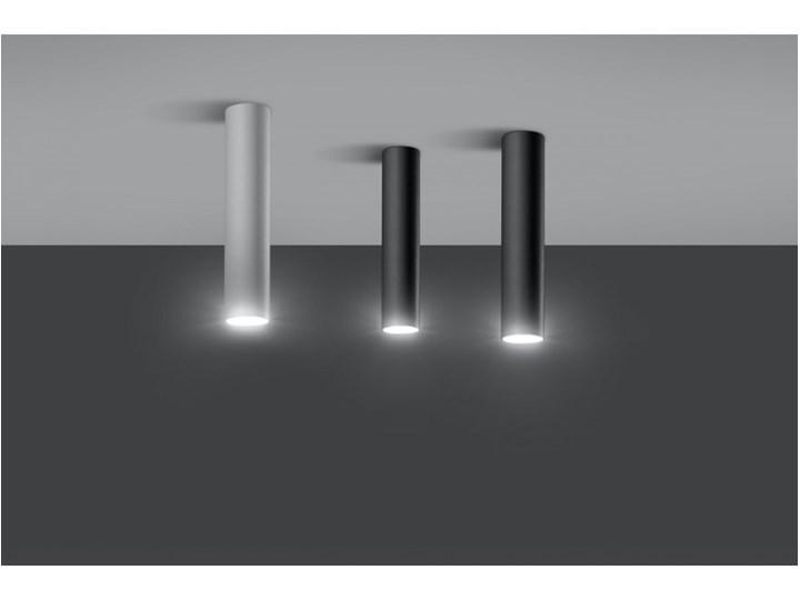 Oprawa natynkowa LAGOS biała SL.0435 SOLLUX SL.0435 | SPRAWDŹ RABAT W KOSZYKU ! Oprawa led Oprawa stropowa Kolor Biały
