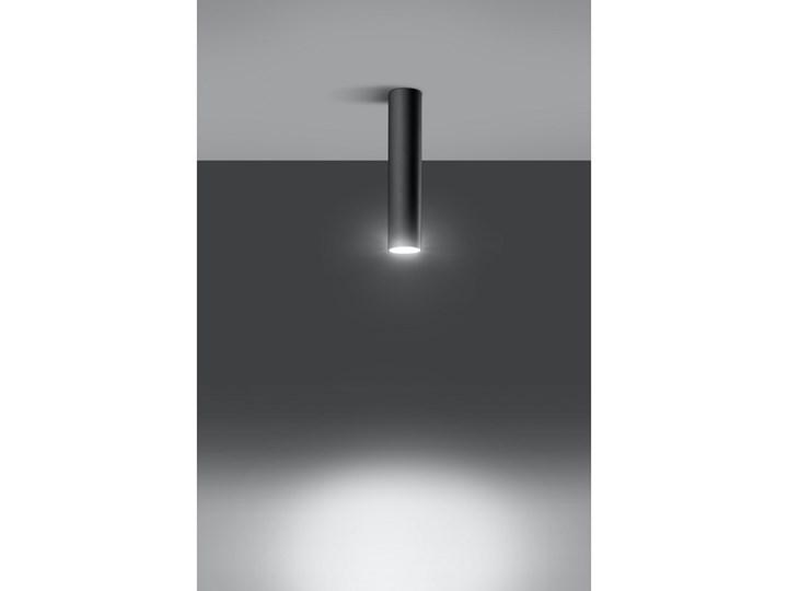 Oprawa natynkowa LAGOS czarna SL.0436 SOLLUX SL.0436   SPRAWDŹ RABAT W KOSZYKU ! Kolor Czarny Oprawa led Oprawa stropowa Kategoria Oprawy oświetleniowe