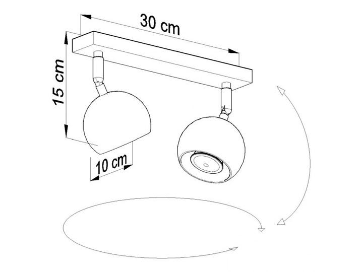 Oprawa natynkowa OCULARE 2 biała SL.0438 SOLLUX SL.0438 | SPRAWDŹ RABAT W KOSZYKU ! Oprawa led Oprawa stropowa Kolor Biały Kategoria Oprawy oświetleniowe