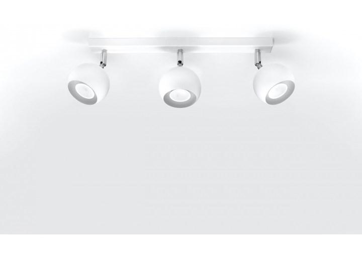 Oprawa natynkowa OCULARE 3 biała SL.0439 SOLLUX SL.0439 | SPRAWDŹ RABAT W KOSZYKU ! Oprawa led Oprawa stropowa Kolor Biały