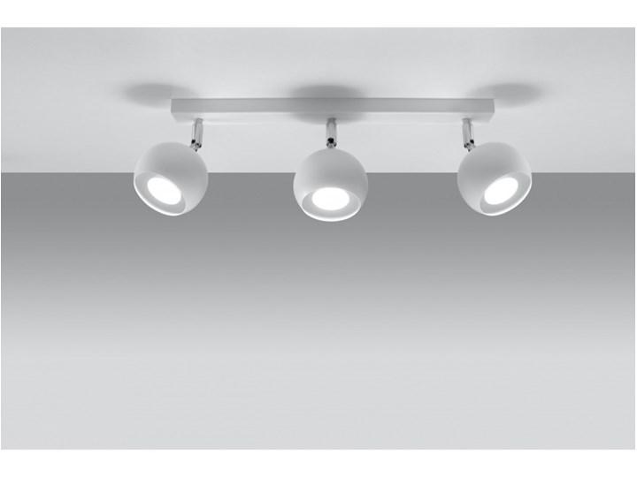 Oprawa natynkowa OCULARE 3 biała SL.0439 SOLLUX SL.0439 | SPRAWDŹ RABAT W KOSZYKU ! Kolor Biały Oprawa stropowa Oprawa led Kategoria Oprawy oświetleniowe