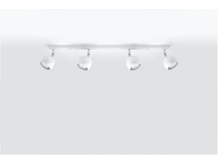 Oprawa natynkowa OCULARE 4L biała SL.0441 SOLLUX SL.0441 | SPRAWDŹ RABAT W KOSZYKU ! Oprawa led Kolor Biały Oprawa stropowa Kategoria Oprawy oświetleniowe