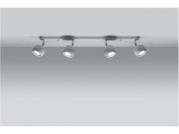 Oprawa natynkowa OCULARE 4L biała SL.0441 SOLLUX SL.0441 | SPRAWDŹ RABAT W KOSZYKU ! Oprawa led Oprawa stropowa Kolor Biały Kategoria Oprawy oświetleniowe