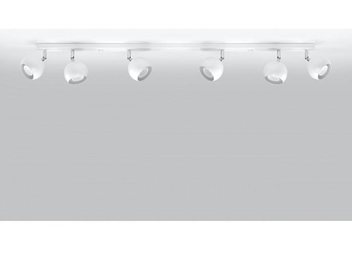 Oprawa natynkowa OCULARE 6L biała SL.0442 SOLLUX SL.0442   SPRAWDŹ RABAT W KOSZYKU ! Oprawa led Oprawa stropowa Kolor Biały