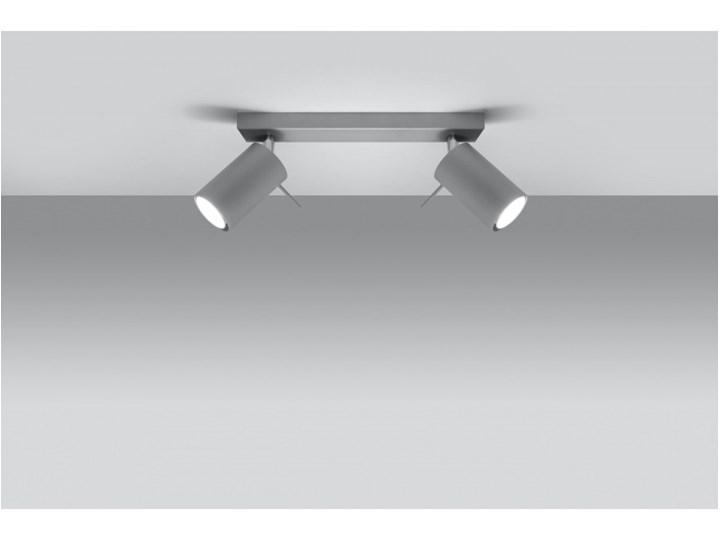 Oprawa natynkowa RING 2 szara SL.0450 SOLLUX SL.0450 | SPRAWDŹ RABAT W KOSZYKU ! Oprawa stropowa Oprawa led Kategoria Oprawy oświetleniowe