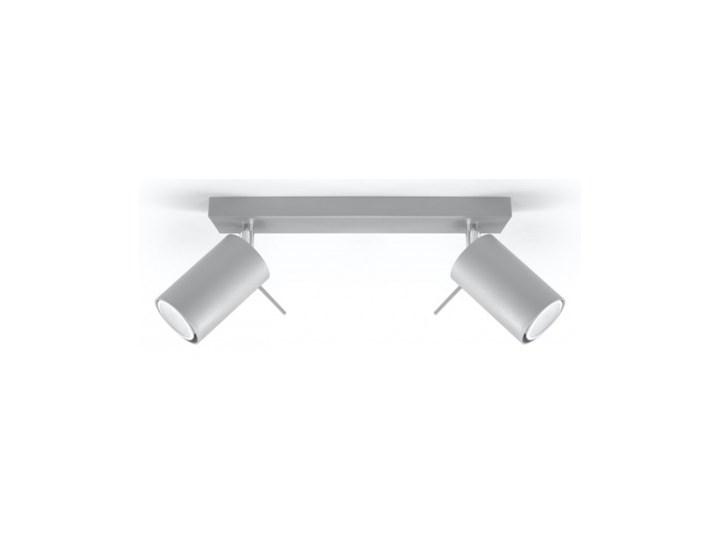 Oprawa natynkowa RING 2 szara SL.0450 SOLLUX SL.0450 | SPRAWDŹ RABAT W KOSZYKU ! Oprawa led Oprawa stropowa Kategoria Oprawy oświetleniowe