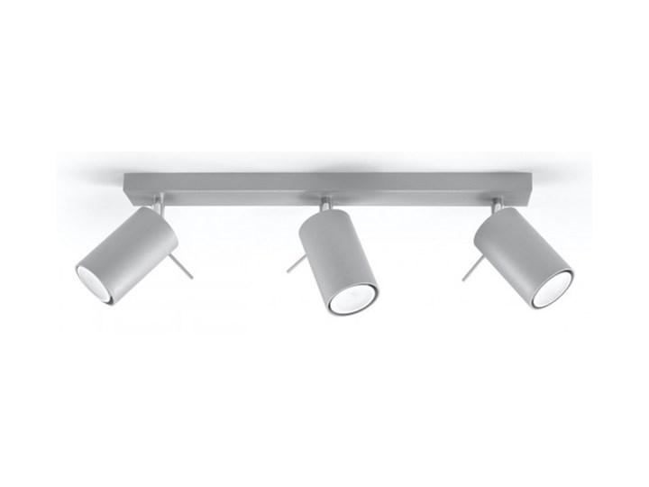 Oprawa natynkowa RING 3 szara SL.0451 SOLLUX SL.0451   SPRAWDŹ RABAT W KOSZYKU ! Oprawa led Oprawa stropowa Kategoria Oprawy oświetleniowe
